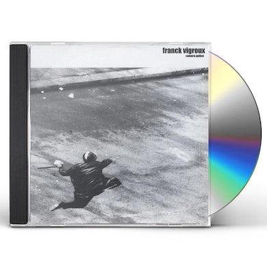 Franck Vigroux CAMERA POLICE CD