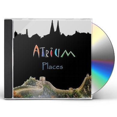 Atrium PLACES CD