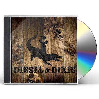 Diesel & Dixie SHORTWAVE RODEO CD