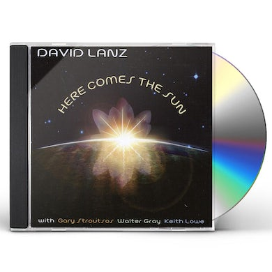 David Lanz HERE COMES THE SUN CD