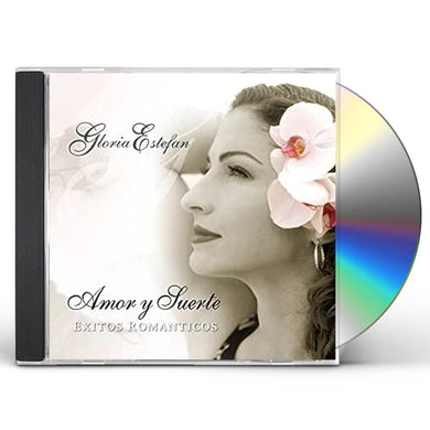 Gloria Estefan CANCIONES DE AMOR CD
