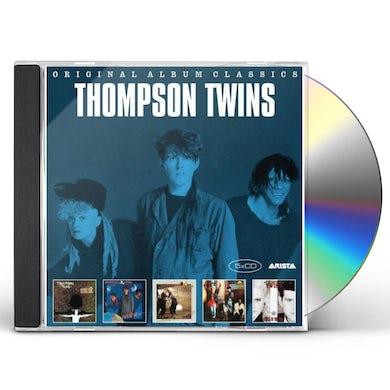 Thompson Twins ORIGINAL ALBUM CLASSICS CD