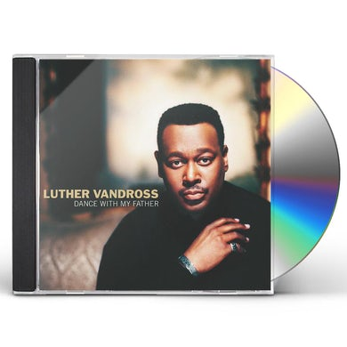 Luther Vandross DANCE WITH MY FATHER CD