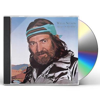 Willie Nelson ALWAYS ON MY MIND CD