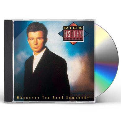 Rick Astley Whenever You Need Somebody CD
