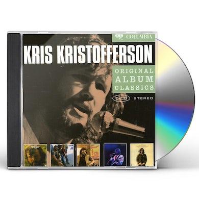 Kris Kristofferson ORIGINAL ALBUM CLASSICS CD