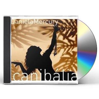 Daniela Mercury CANIBALIA CINCO MENINOS CD