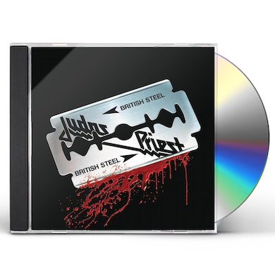 Judas Priest BRITISH STEEL: 30TH ANNIVERSARY CD