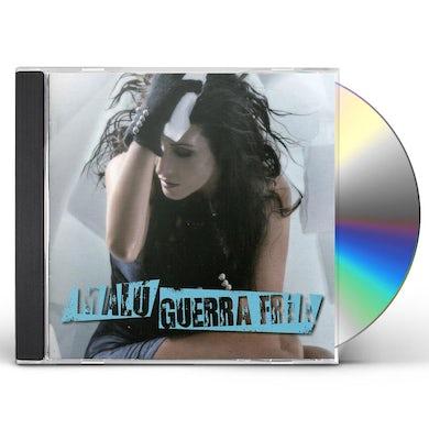 Malu GUERRA FRIA CD