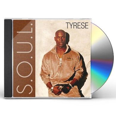 Tyrese S.O.U.L. CD