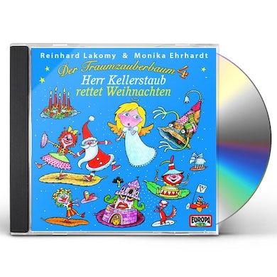 Reinhard Lakomy DER TRAUMZAUBERBAUM 4: HERR KELLERSTAUB CD