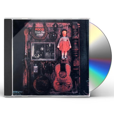 Poco FROM THE INSIDE CD