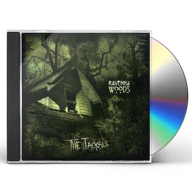 Ravenna Woods THE JACKALS CD