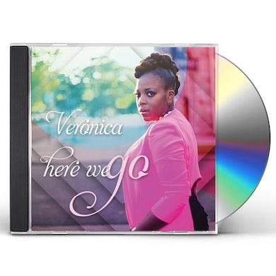 Veronica HERE WE GO CD