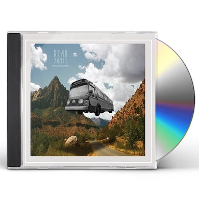BUS FARE TO ANYWHERE CD