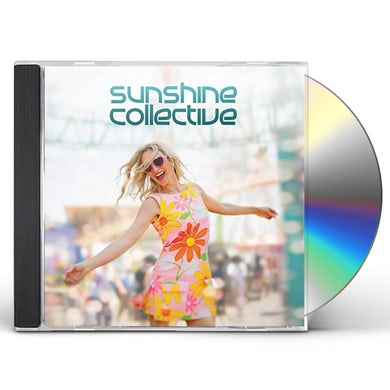 Sunshine Collective UP TO SOMETHING GOOD CD