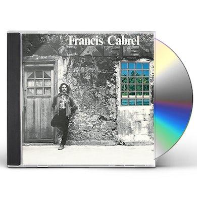 Francis Cabrel LES MURS DE POUSSIRE CD