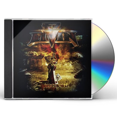 EZ Livin' FIRESTORM CD
