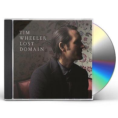 Tim Wheeler LOST DOMAIN: DELUXE CD