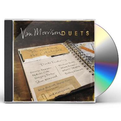Van Morrison DUETS: RE-WORKING THE CATALOGUE CD