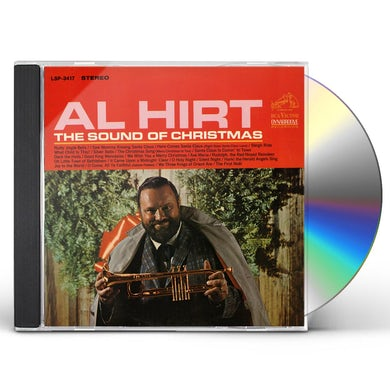 Al Hirt THE SOUND OF CHRISTMAS CD