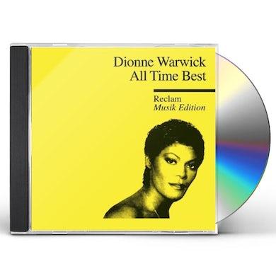 Dionne Warwick ALL TIME BEST CD
