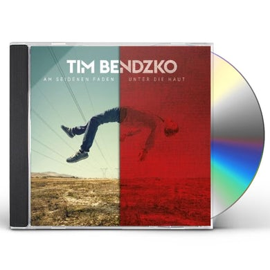 Tim Bendzko AM SEIDENEN FADEN-UNTER DIE HAUT VERSI CD