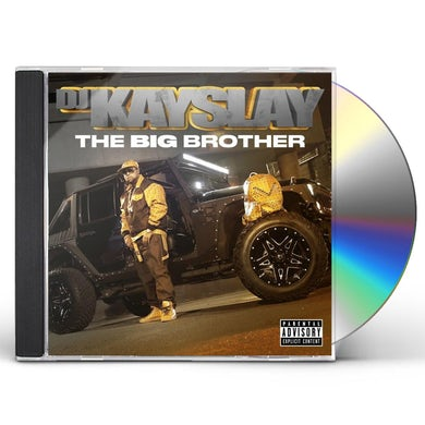 Dj Kay Slay THE BIG BROTHER CD