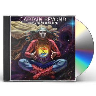 Captain Beyond LOST & FOUND 1972-1973 CD