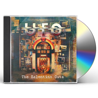 Ufo SALENTINO CUTS CD