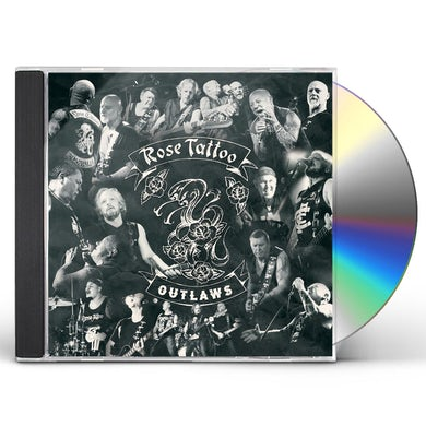 Rose Tattoo Outlaws CD