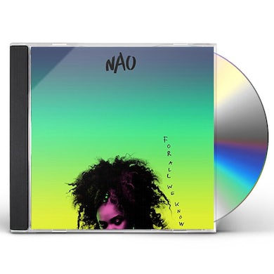 Nao FOR ALL ALL WE KNOW CD
