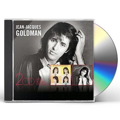 Jean-Jacques Goldman QUAND LA MUSIQUE EST BONNE/ A L'ENV CD