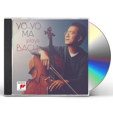 YO-YO MA PLAYS BACH CD