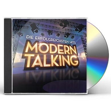 Modern Talking DIE ERFOLGREICHSTEN CD