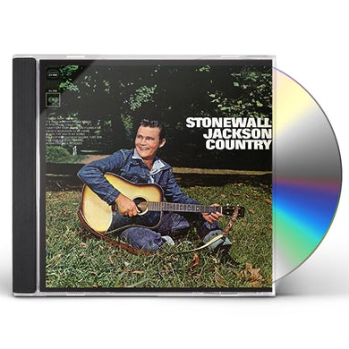 STONEWALL JACKSON COUNTRY CD