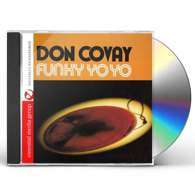 Don Covay FUNKY YO YO CD