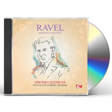 Ravel RHAPSODY ESPAGNOLE CD