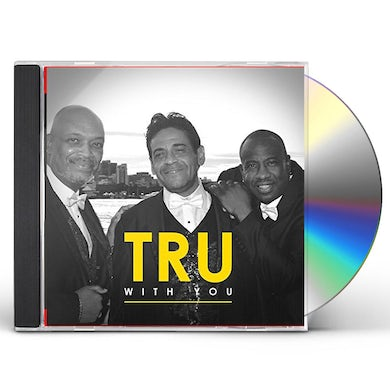 Tru WITH YOU CD