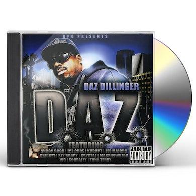 Daz Dillinger D.A.Z. CD