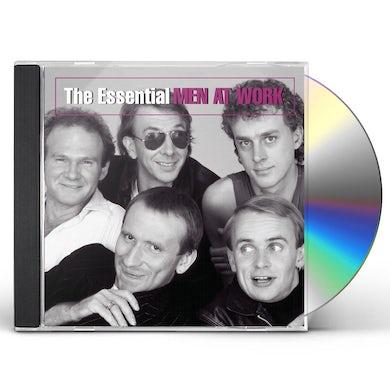 ESSENTIAL MEN AT WORK CD