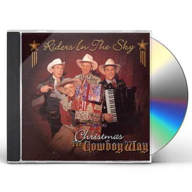 Riders In the Sky CHRISTMAS THE COWBOY WAY CD