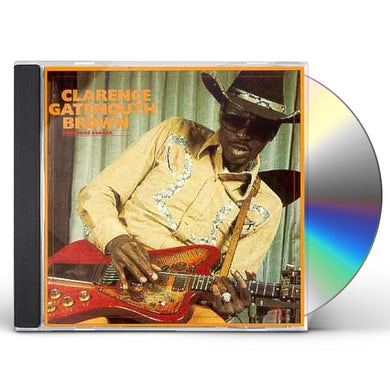 Clarence Gatemouth Brown PRESSURE COOKER CD