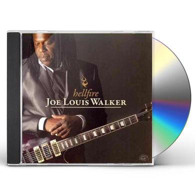 Joe Louis Walker HELLFIRE CD