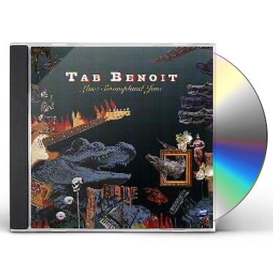 Tab Benoit SWAMPLAND JAM: LIVE CD