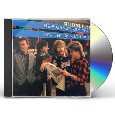 New Grass Revival ON THE BOULEVARD CD