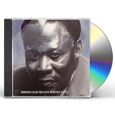 Slim Memphis  BLUE MEMPHIS SUITE CD