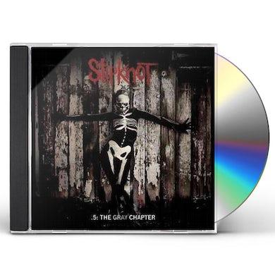 Slipknot 5: The Gray Chapter CD