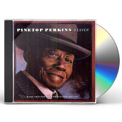 Pinetop Perkins HEAVEN CD