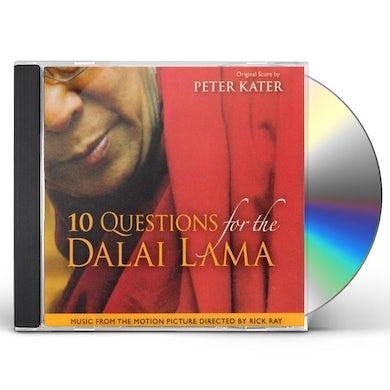 Peter Kater 10 QUESTION FOR THE DALAI LAMA CD